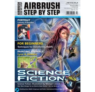 Airbrush Step by Step Magazine 40