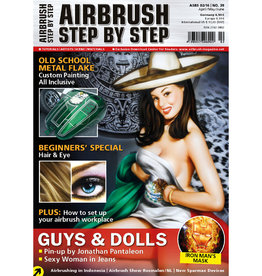 Airbrush Step by Step magazine Airbrush Step by Step Magazine 39