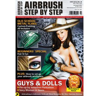 Airbrush Step by Step Magazine 39