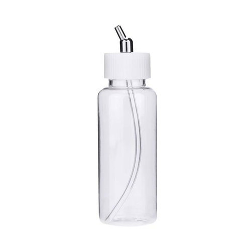 Empty Bottle 100 ml with Adaptor (Type-A) for Suction Feed Airbrushes