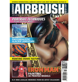 Airbrush Step by Step magazine Airbrush Step by Step magazine 56