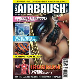 Airbrush Step by Step magazine 56