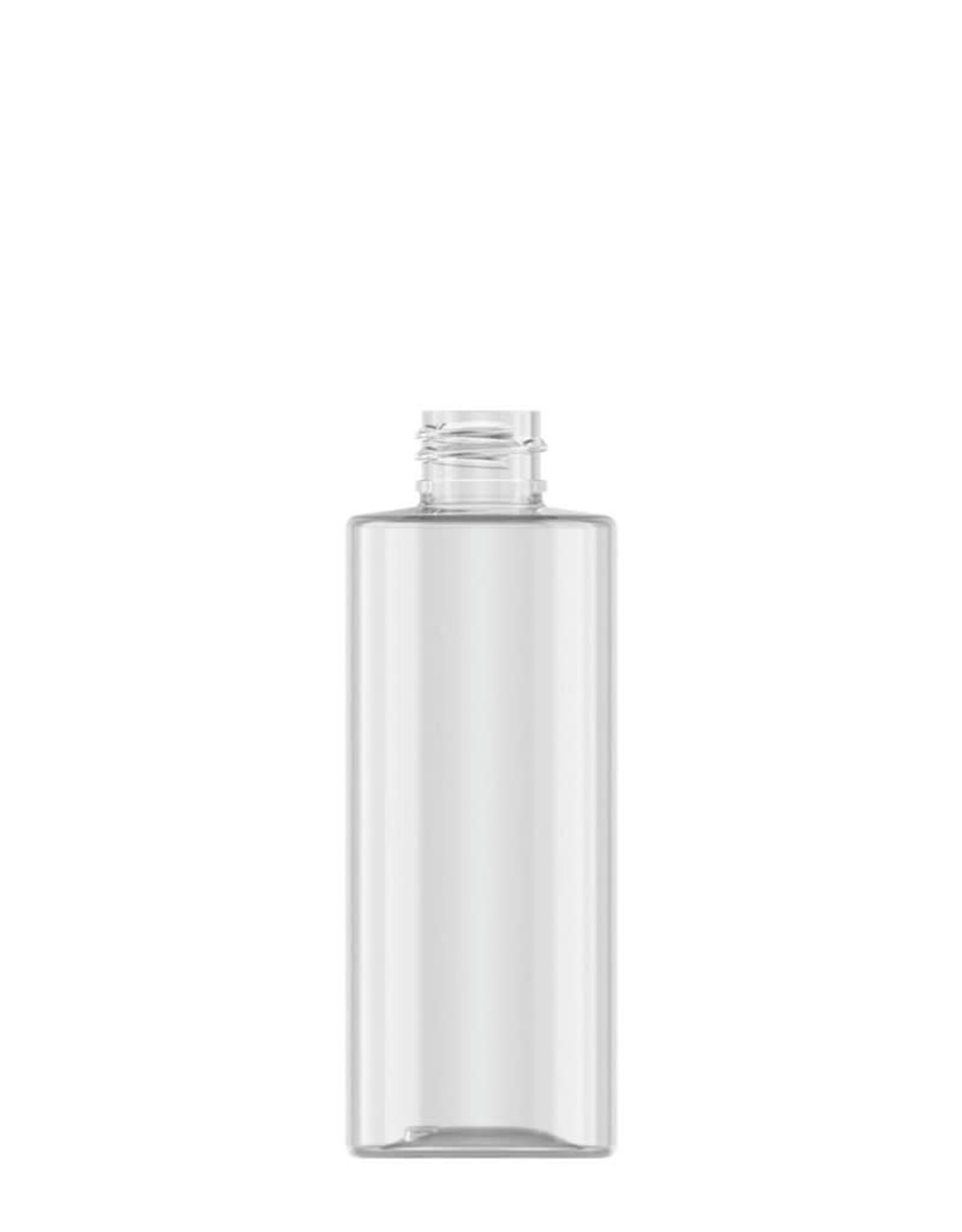 Nipak Nipak Empty plastic solvent-resistant bottle 100 ml