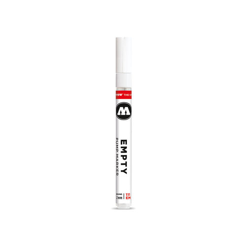 MOLOTOW MOLOTOW Empty Marker 111EM 2 mm