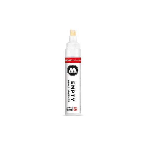 MOLOTOW MOLOTOW Empty Marker 311EM 4 - 8 mm
