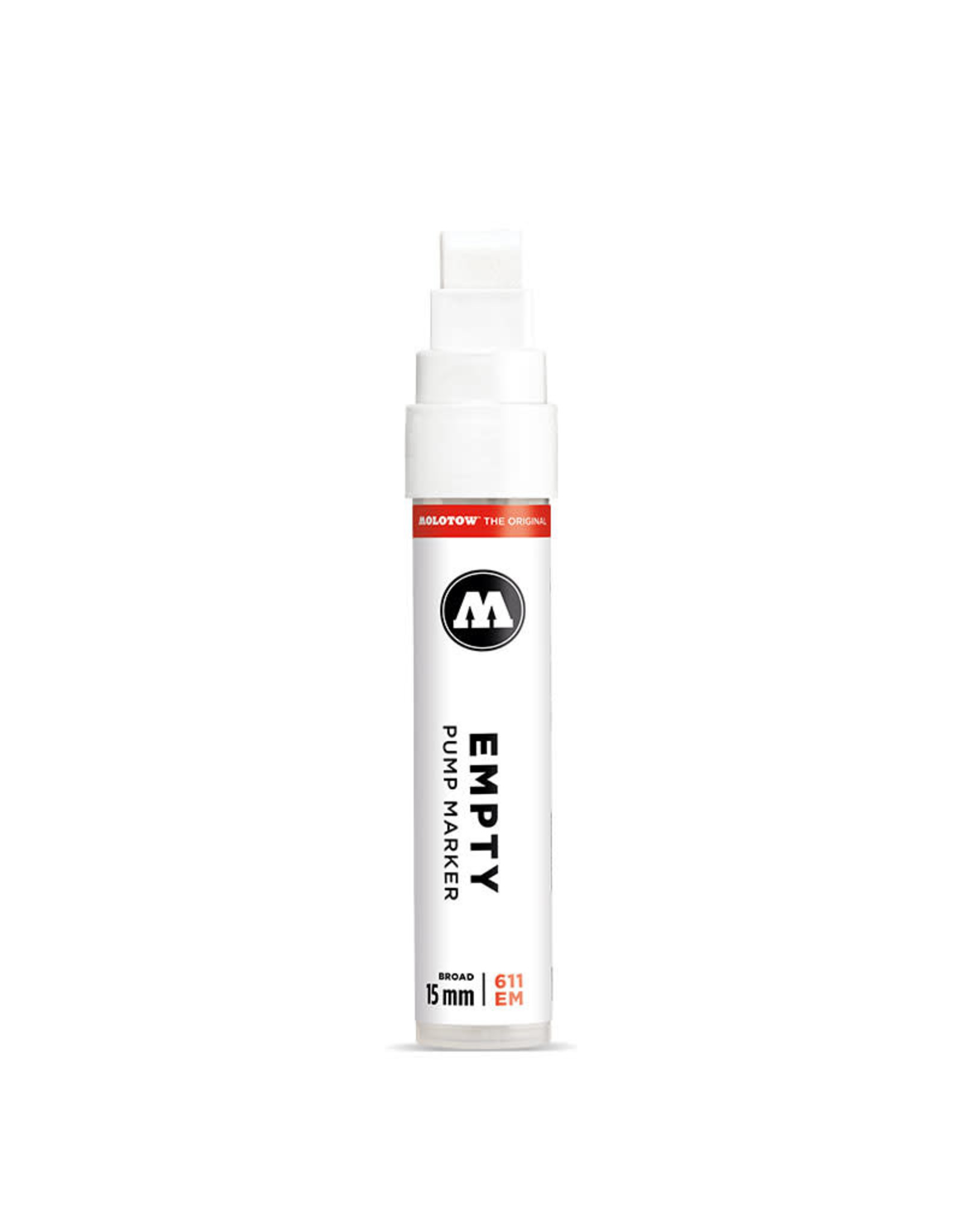 MOLOTOW MOLOTOW Empty Marker 611EM 15 mm