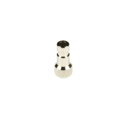 Harder & Steenbeck Harder & Steenbeck Plug in nipples nd 2.7 mm with female thread