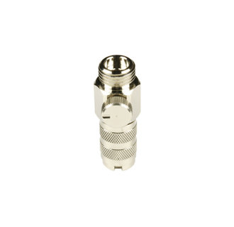 Quick couplings nd 2.7 mm with adjustable air passage