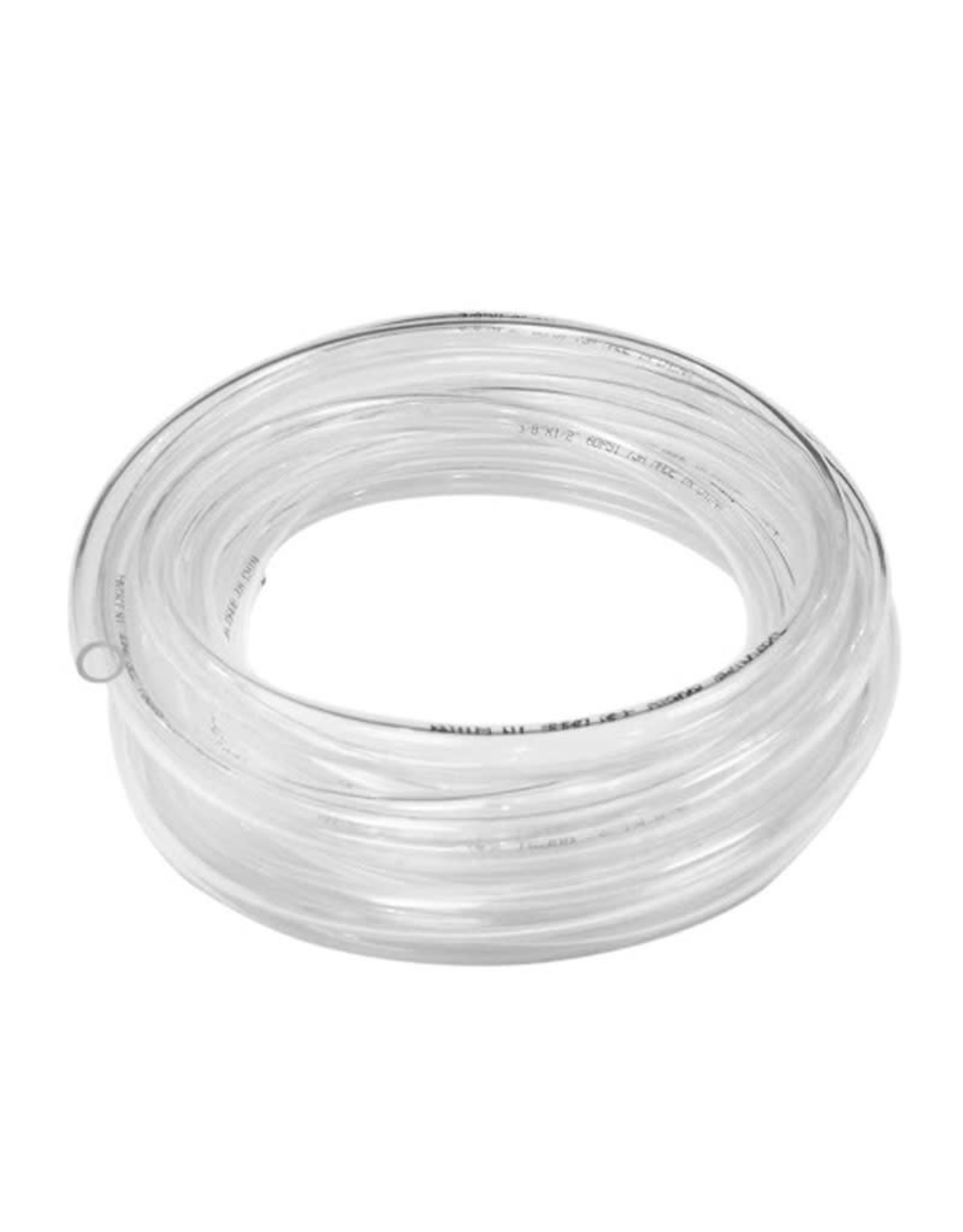 Harder & Steenbeck Harder & Steenbeck Hose PVC clear, 4 x 6 mm (par mètre)