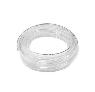 Hose PVC clear, 4 x 6 mm (per meter)