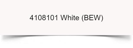 1 Shot 4108101 Background Enamel White Référence de Couleur