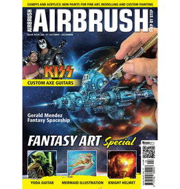 Airbrush Step by Step magazine Airbrush Step by Step magazine 57