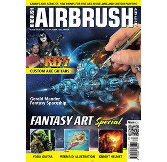 Airbrush Step by Step magazine 57