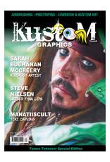 Pinstriping & Kustom Graphics magazine Pinstriping & Kustom Graphics magazine #82