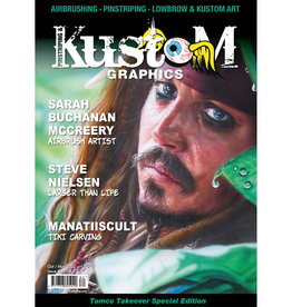 Pinstriping & Kustom graphics magazine Pinstriping & Kustom Graphics magazine #82