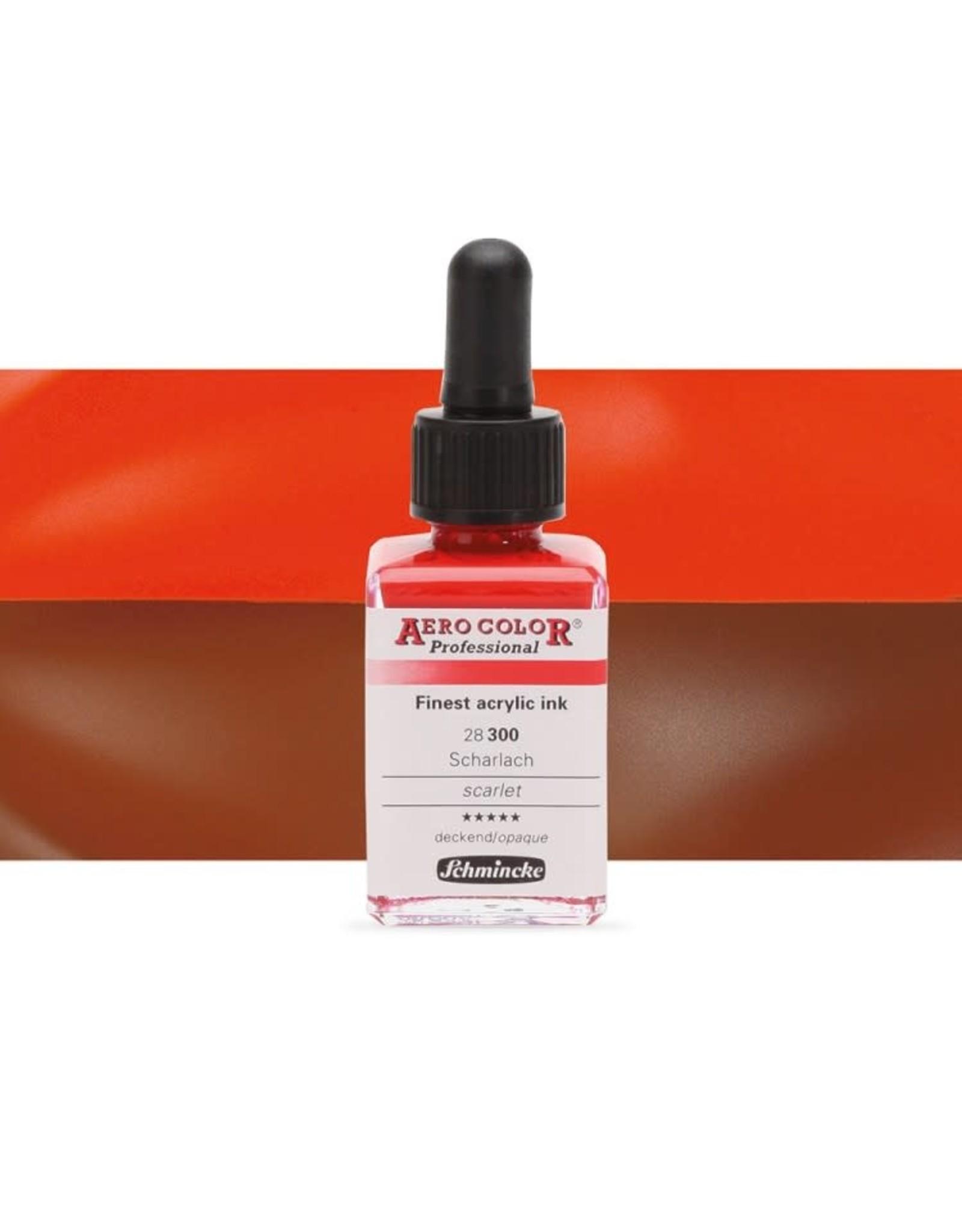 Schmincke Schmincke AERO Color Standard Colours - 28300 Scarlet 28 ml