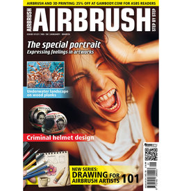 Airbrush Step by Step magazine Airbrush Step by Step magazine 58