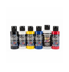 Createx Colors Wicked Primary Set 60 ml