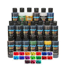 Createx Colors Candy²O 60 ml Complete Set