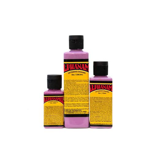 Alpha 6 Corporation Alphanamel Signwriting and Pinstriping enamel paint - Violet