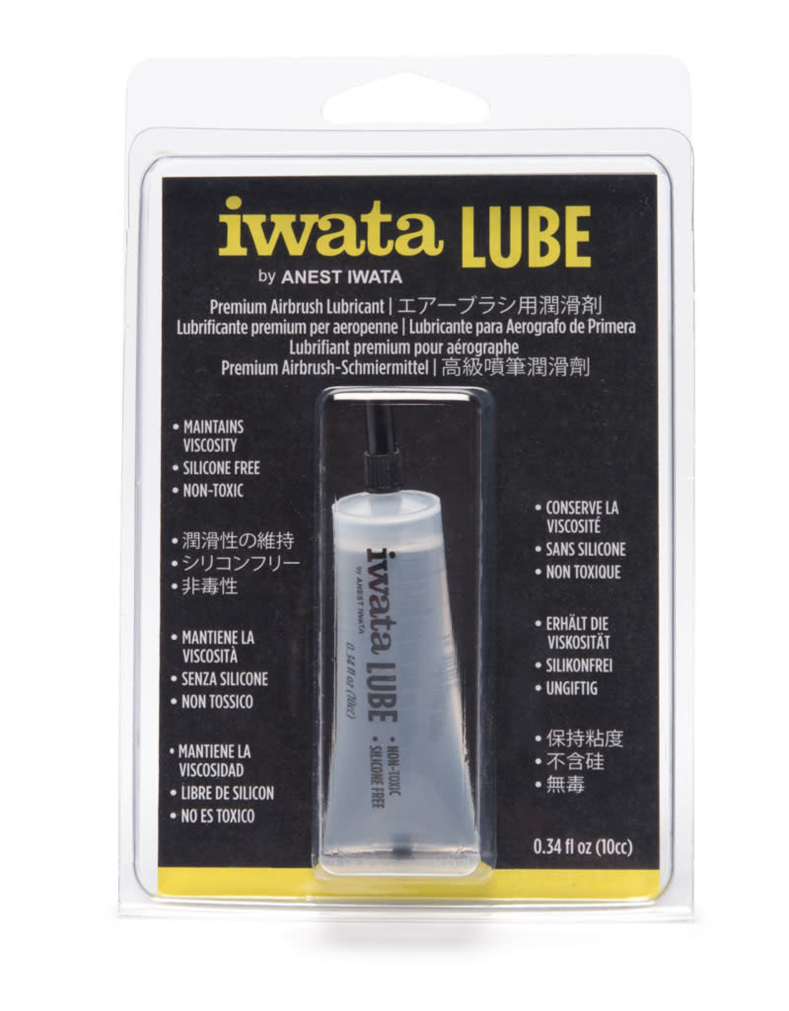 Iwata Iwata Lube Premium Airbrush Lubricant
