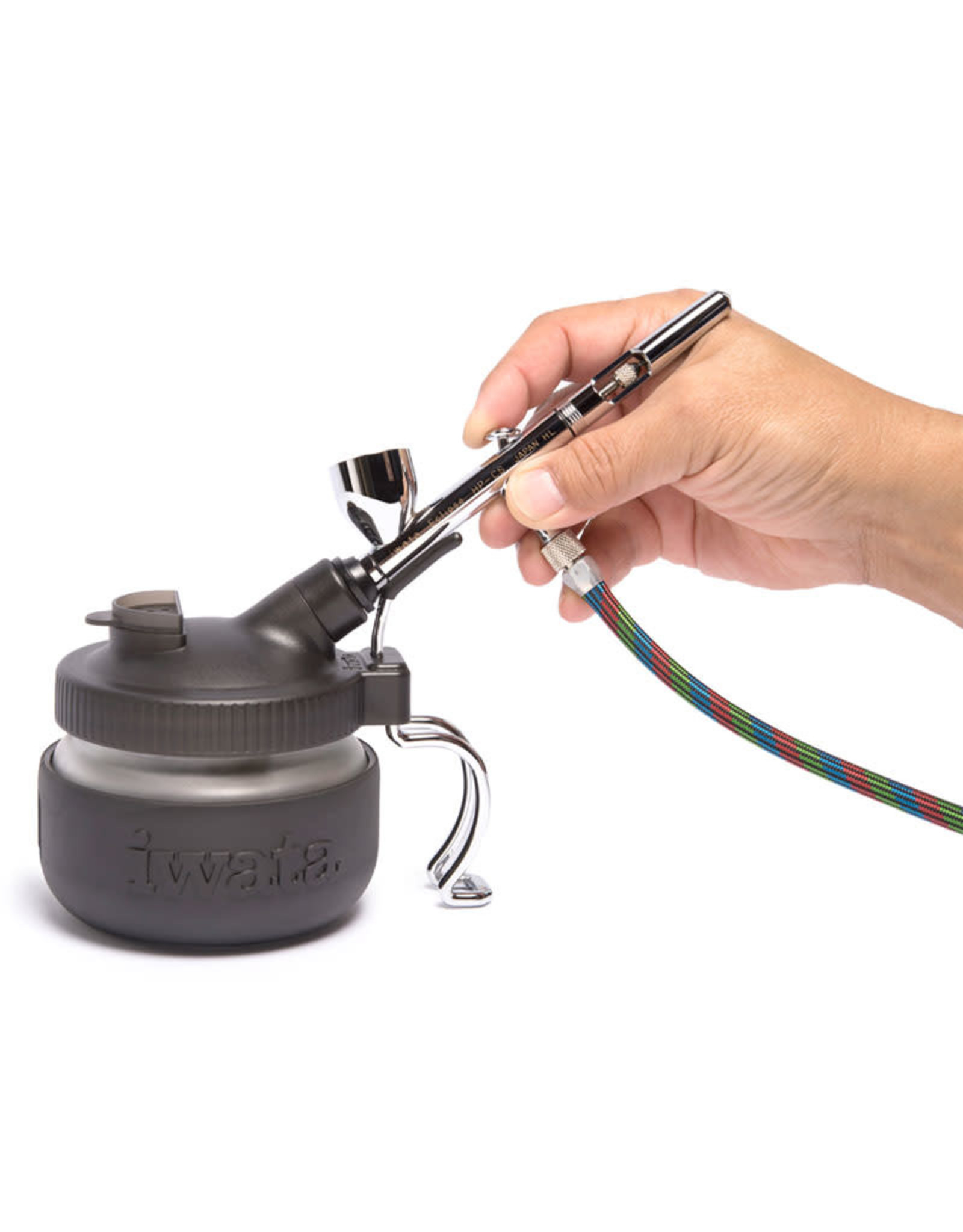 Iwata Iwata Universal Spray Out Pot