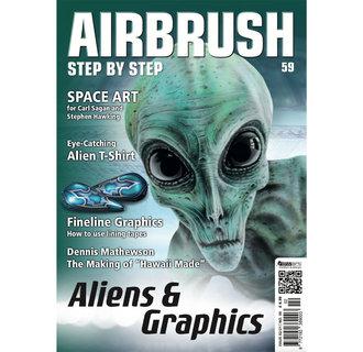 Airbrush Step by Step magazine 59