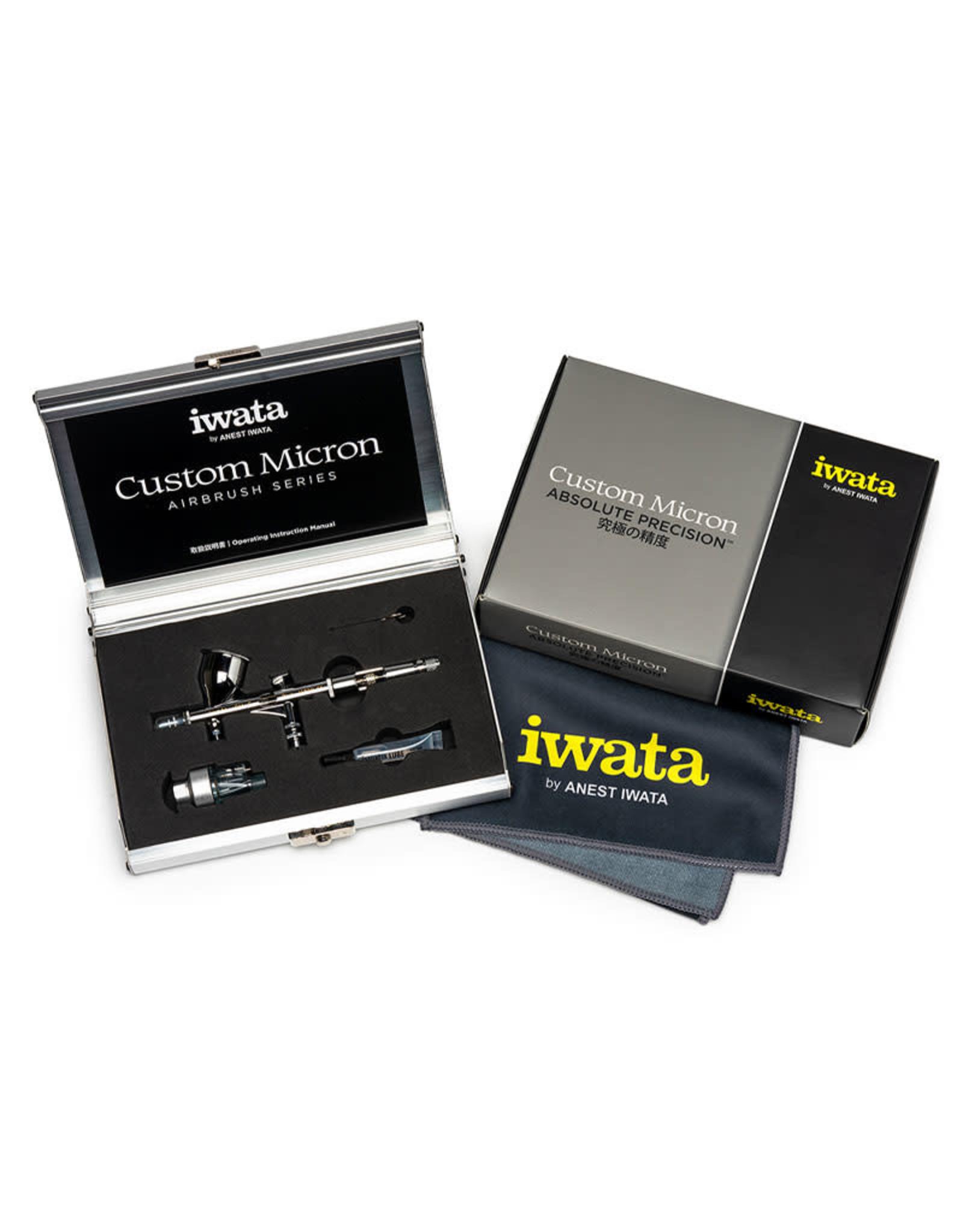 Iwata Iwata Custom Micron CM-C Plus Gravity Feed Dual Action Airbrush