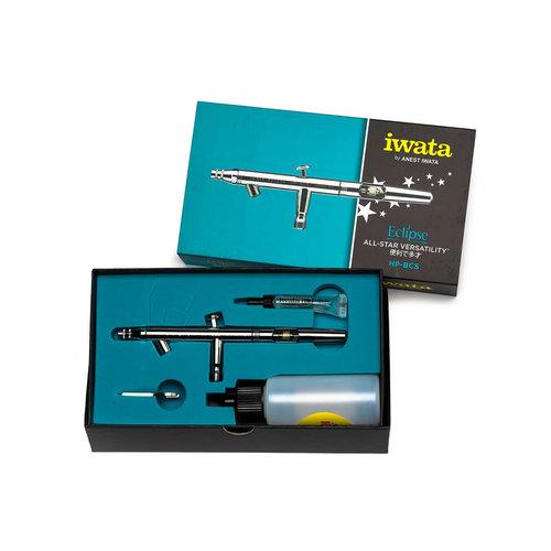 Iwata Iwata Eclipse HP-BCS Siphon Feed Dual Action Airbrush