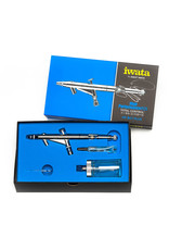 Iwata Iwata High Performance HP-BC Plus Siphon Feed Dual Action Airbrush