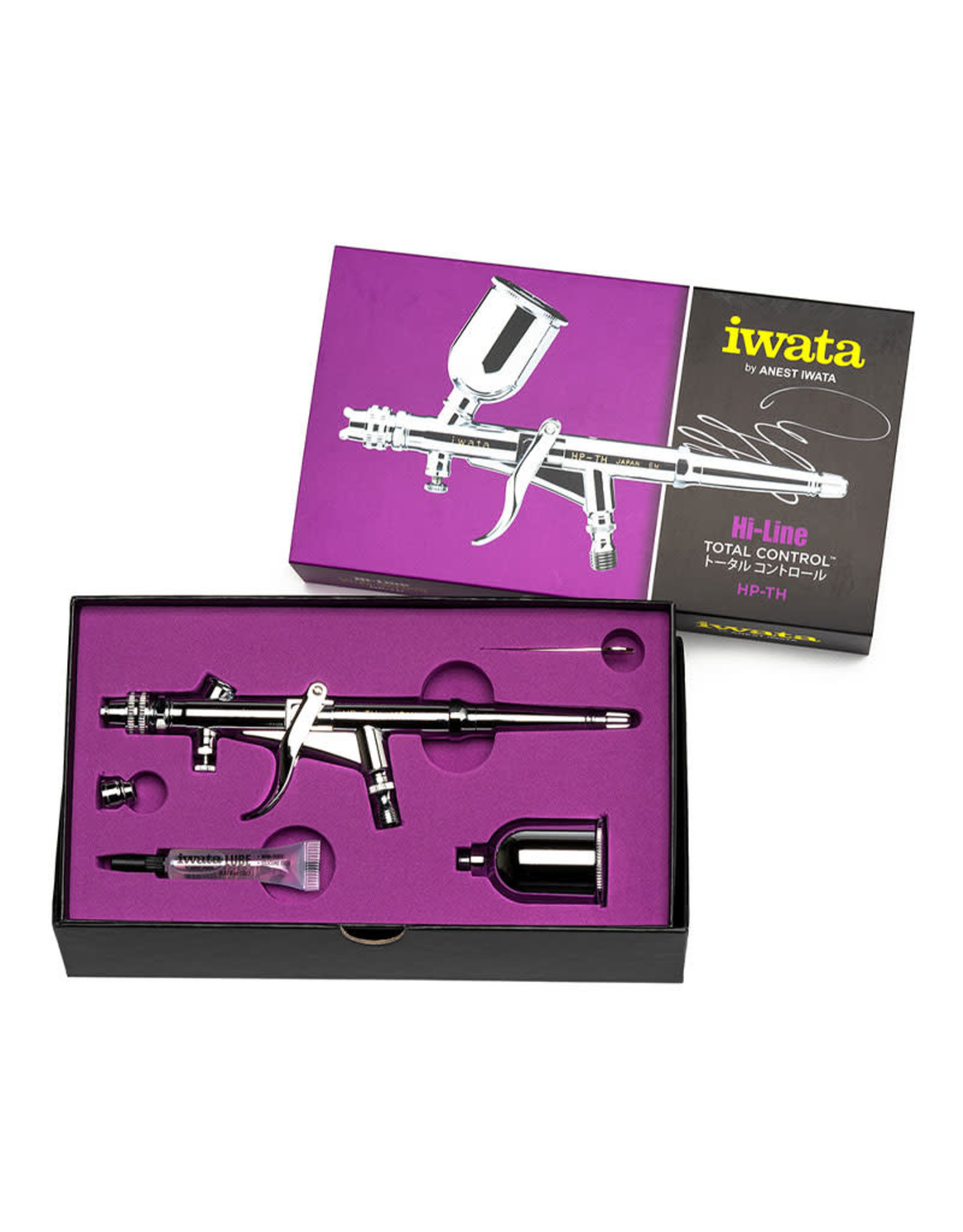 Iwata Iwata Hi-Line HP-TH Gravity Feed Dual Action Trigger Airbrush