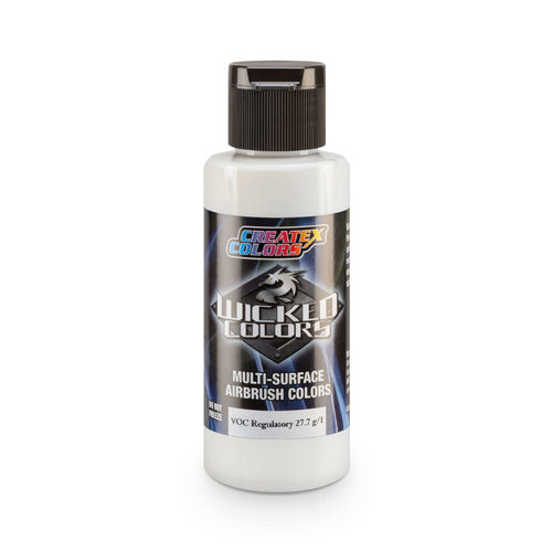 Createx Colors Createx Wicked Opaque Airbrush Colors - W030 Opaque White