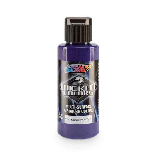 Createx Colors Createx Wicked Pearl and Metallic Airbrush Colors 60 ml - W307 Pearl Plum