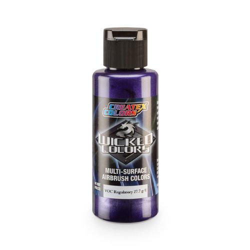 Createx Colors Createx Wicked Pearl and Metallic Airbrush Colors 60 ml - W311 Pearl Purple