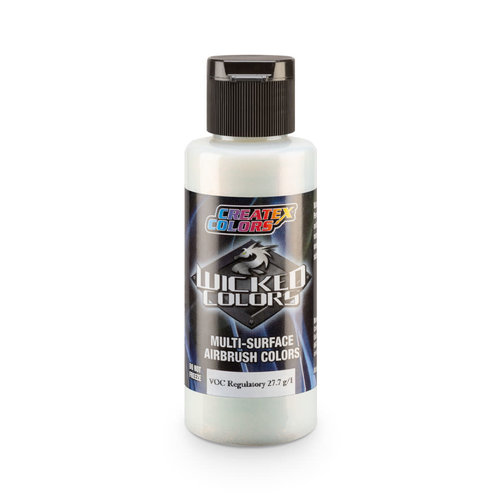Createx Colors Createx Wicked Pearl-Flake Airbrush Colors 60 ml - W425 Hot Rod Sparkle Red