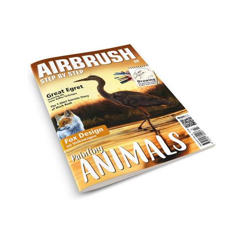 Airbrush Step by Step magazine Airbrush Step by Step magazine 60