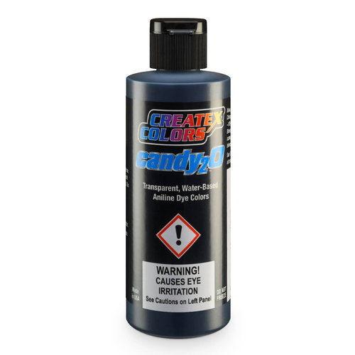 Createx Candy2o Colors Createx Candy2o Airbrush Colors - 4656 Midnight Blue