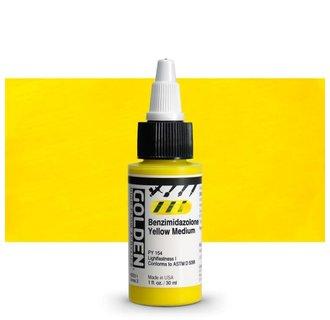 8553 Benzimidazolone Yellow Medium