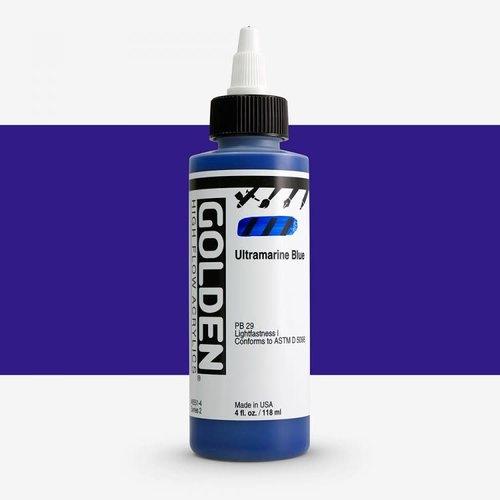 Golden High Flow Acrylics GOLDEN High Flow Acrylics - 8551 Ultramarine Blue