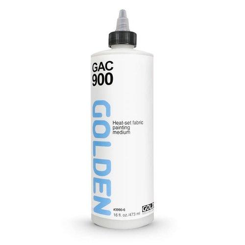 Golden High Flow Acrylics Golden GAC 900 Heat-Set Fabric Painting MEDIUM