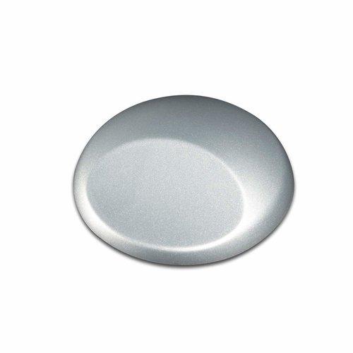 Createx Colors Createx Wicked Pearl and Metallic Airbrush Colors - W354 Aluminum Medium