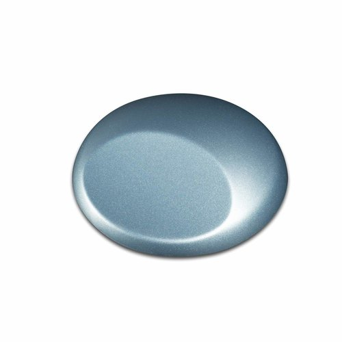 Createx Colors Createx Wicked Pearl and Metallic Airbrush Colors 60 ml - W364 Metallic Blue Silver