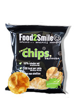 Food2Smile Popped chips BBQ