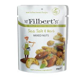 Mr. Filbert's Mr. Filbert's, sea salt & herb mixed nuts