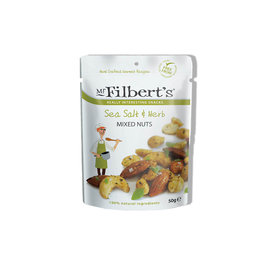 Mr. Filbert's, sea salt & herb mixed nuts