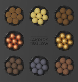 Lakrids By Bülow Selection Box - drop met chocolaagje