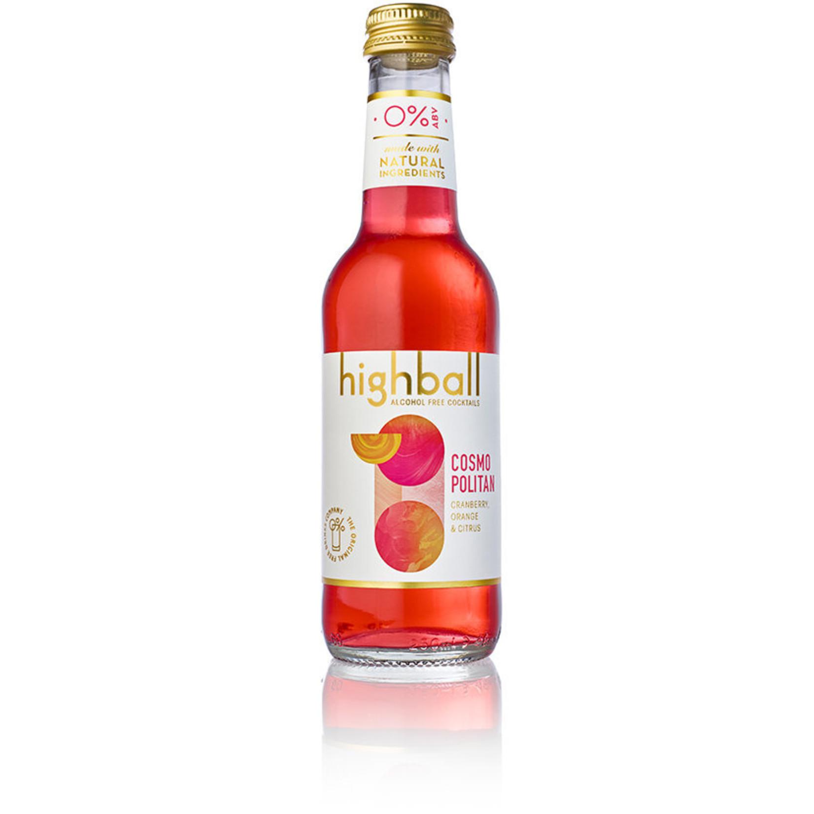 Highball Cosmopolitan 0%