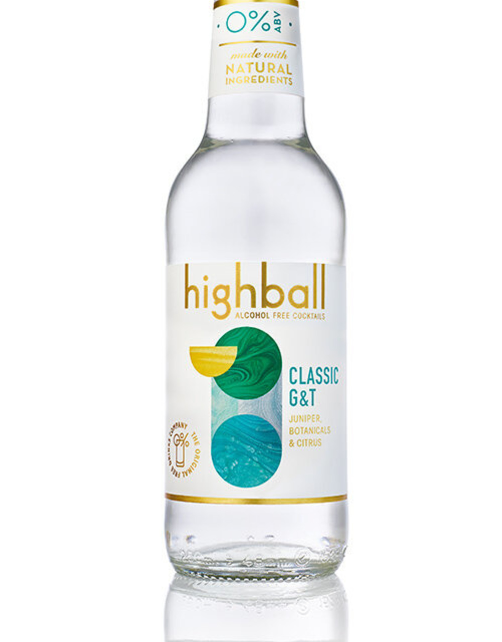 Highball Highball Classic Gin & Tonic 0%