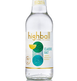 Highball Classic Gin & Tonic 0%