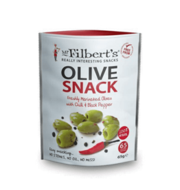 Mr. Filbert's, olives Chilli & black pepper